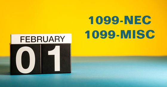 Forms 1099