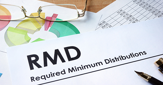 IRA Required Minimum Distributions