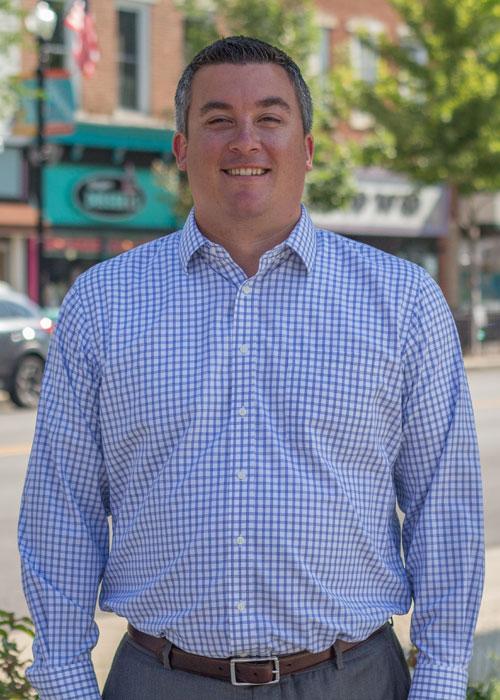 Brian J. Laciak, CPA, MBA