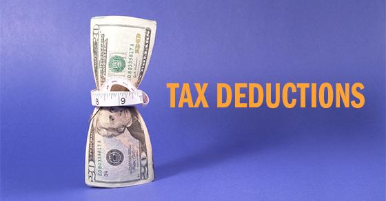 tax deductions 2018