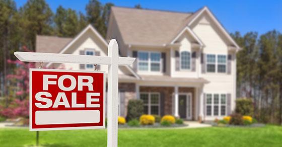 house sale tax implications