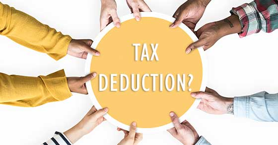 volunteering tax deductions