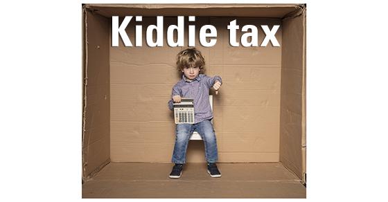 kiddie tax updates