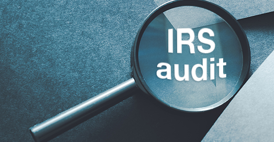 IRS Audit Risk