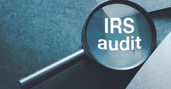 IRS Audit Risk