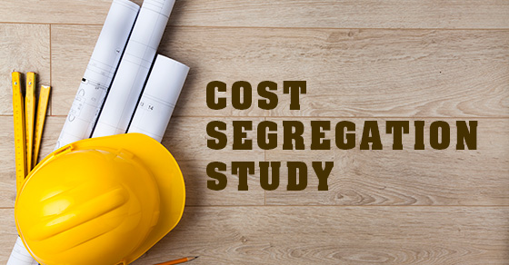 cost segregation study