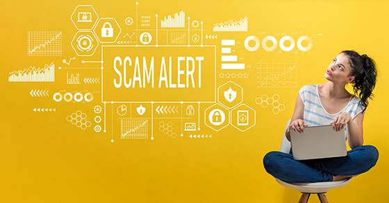 beware tax-related scams
