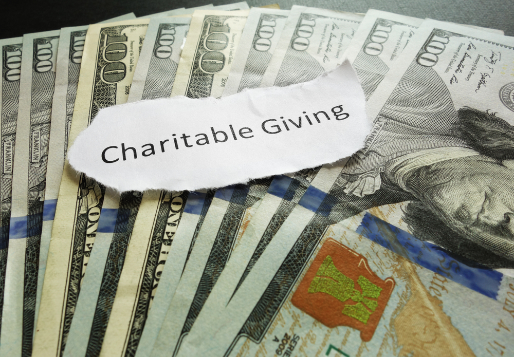 charitable gift deductions