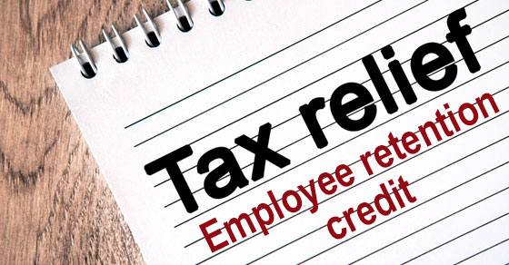 tax relief employee retention credit