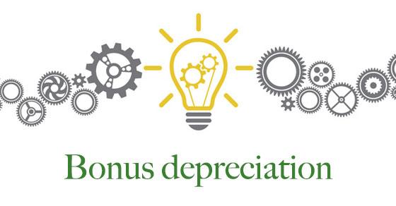 5 facts about bonus depreciation