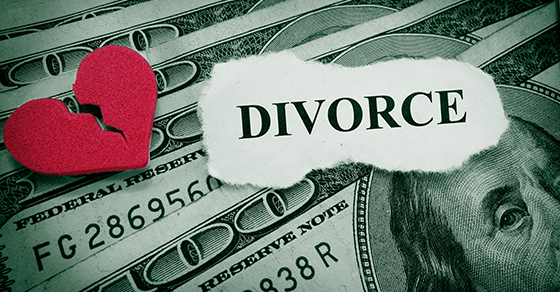 implications of divorce on your tax situation