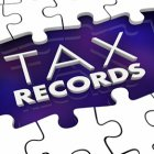 purging tax records