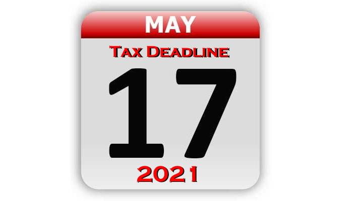Updated IRS Tax Filing Deadline 2021