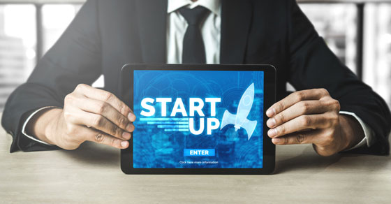 business start up tax considerations