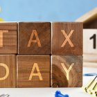 TAX DAY IS MAY 17